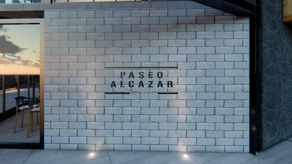 Paseo Alcázar_Acceso